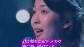 MatsuTakako松たか子「サクラフワリ」Live@LoveLoveILoveYou98