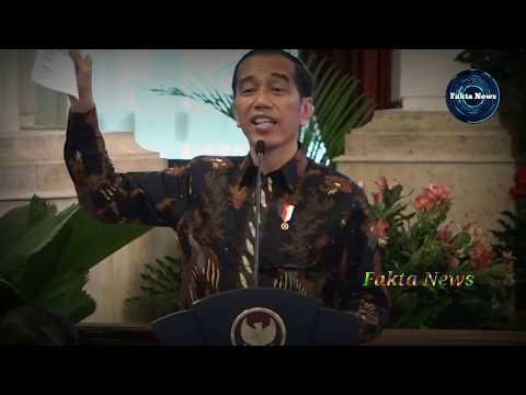 Peringatan Tegas Presiden Jokowi Terhadap Menteri dan Gubernur se-Indonesia
