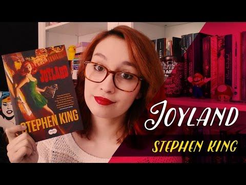 Joyland (Stephen King) | Resenhando Sonhos
