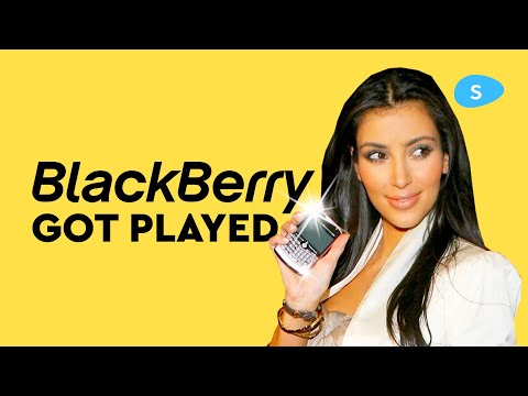 The Painful Death of BlackBerry