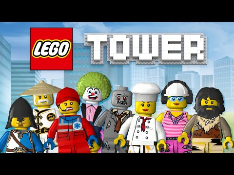 LEGO® Tower wideo