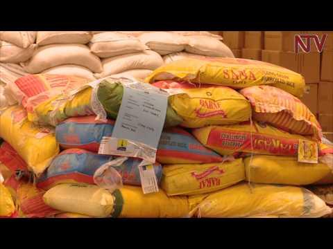 URA impounds smuggled goods worth UGX 14.6 billion