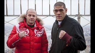 Антонио Сильва vs. Федор Емельяненко 2 в разработке, зарплаты UFC 218