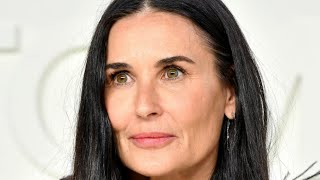 The Tragic Real-Life Story Of Demi Moore