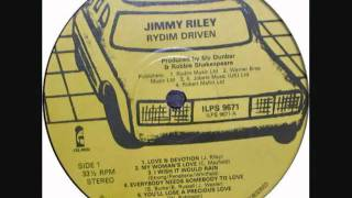 Jimmy Riley - Give Me Your Love
