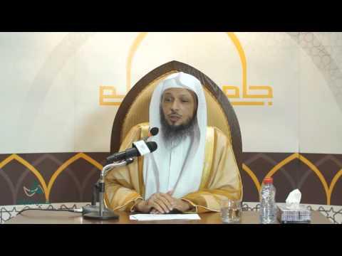 محاضرة بعنوان لئن شكرتم لأزيدنكم  | الشيخ سعد العتيق