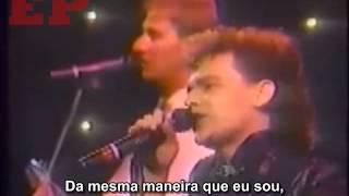 AIR SUPPLY - JUST AS I AM - LEGENDADO EM PORTUGUÊS BR