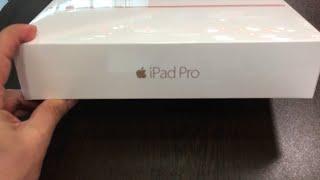 9.7 inç iPad Pro Kutusundan Çıkıyor