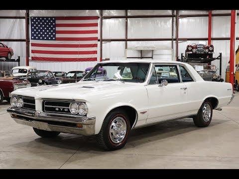 Video of '64 GTO - P67W
