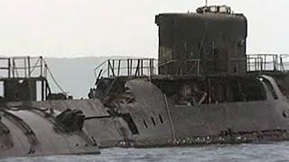 Авария в бухте Чажма