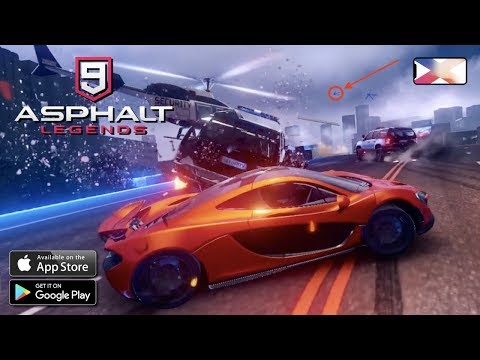 ASPHALT 9: LEGENDS - Swat Police Knockdowns, Illuminati and a Hacker Cop