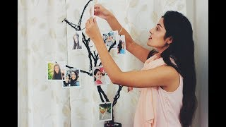 DIY Picture Tree Using Square Prints By Zoomin