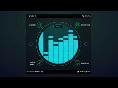 Mastering the Mix LEVELS Metering and Visualization - FREE Trial