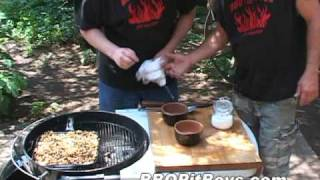 Smoke Roasted Nuts Recipe by the BBQ Pit Boys