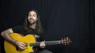 Footprints - Jazz Guitar Lesson