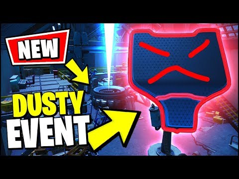 *NEW* FORTNITE DUSTY DEPOT EVENT ACTIVATED  *RIGHT NOW* (New Rift Beacon!!)