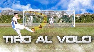 TIRO AL VOLO CHALLENGE PAZZESCA!!! w/Enry Lazza, Ohm, T4tino23