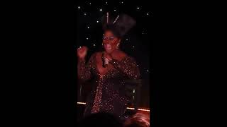 """Delores T Van-Cartier-Final night Talent-""""When You've Been Blessed"""""""
