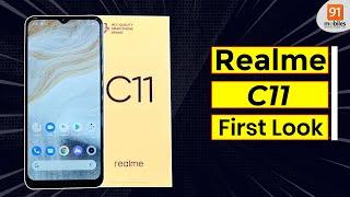 Realme C11 Price In India Full Specs 24th March 2021 91mobiles Com