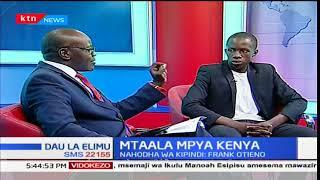 Mtaala Mpya Kenya: Walimu watoa maoni yao kuhusu uzinduzi wa mtaala mpya