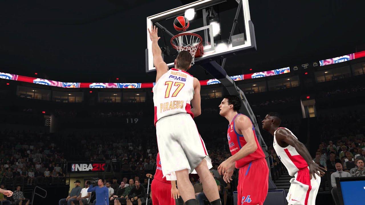 Ya puedes disputar los partidos de la Final Four con NBA 2K15