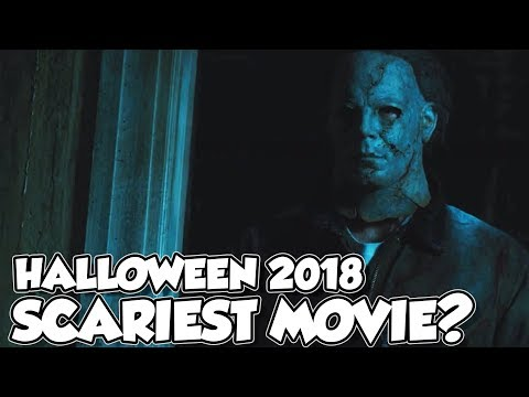 Halloween 2018 Paying Tribute To Previous Halloween Movies! SCARIEST Halloween Movie?