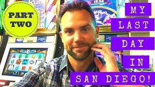 Bye Bye San Diego
