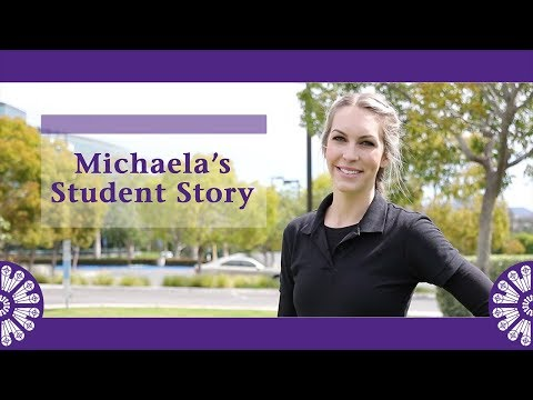Michaela's Story: Pursuing a Career as a Certified Occupational ...