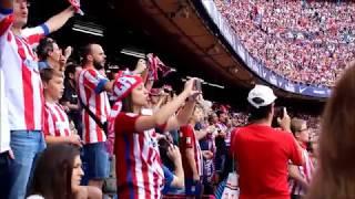 Despedida Estadio Vicente Calderón