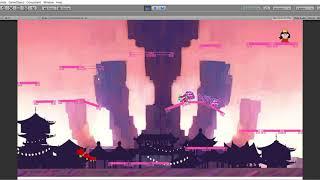 Lion Dance (Unity3D / Photon)