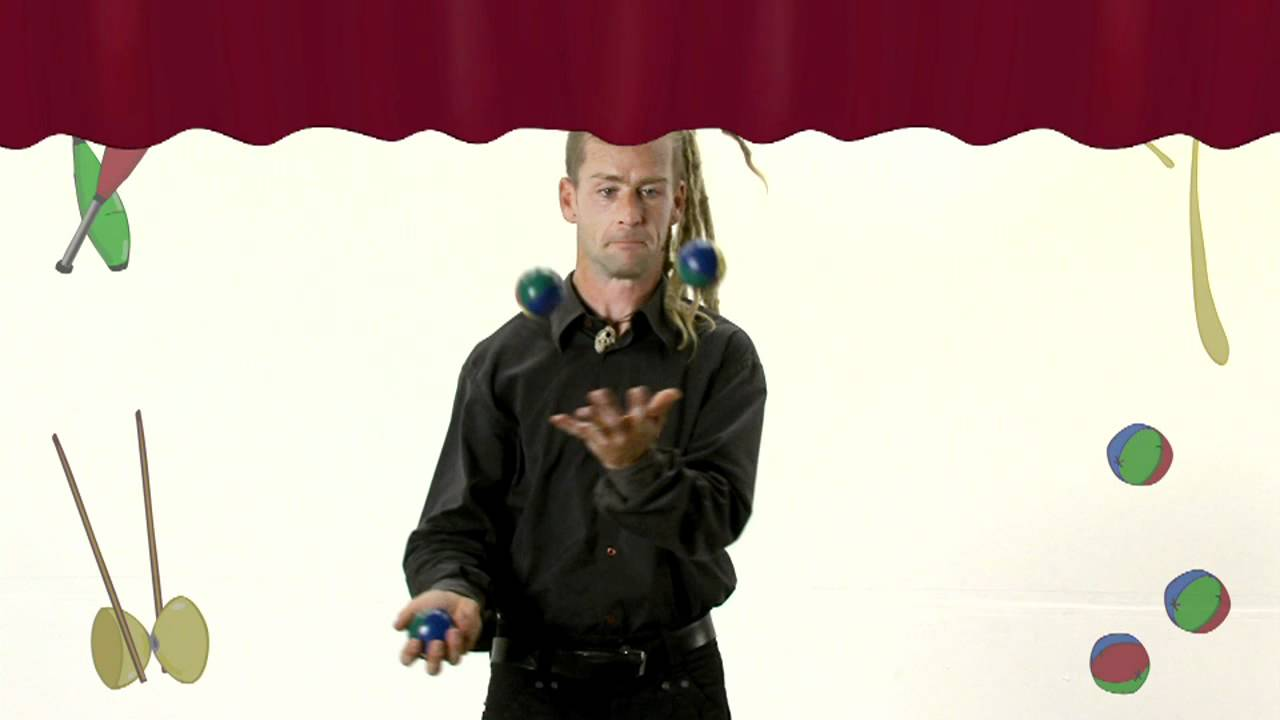 Archi Malabares pelotas: Invertido