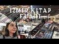İzmir Kitap Fuarı Benimle Bir Gün Vlog 1 2019 Sude Baran