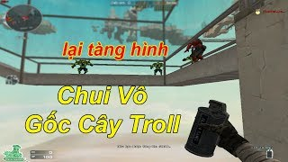 BUG Vào Gốc Cây Troll Zombie Escape Siêu Hài | TQ97