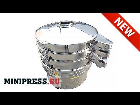 🔥Pantalla vibratoria industrial VS-12 Minipress.ru