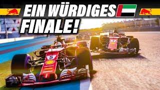 F1 2017 KARRIERE Saison 4 Finale – Abu Dhabi GP | Let's Play Formel 1 4K Gameplay German