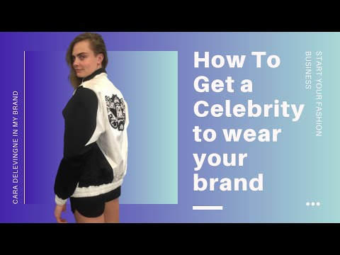, title : 'HOW TO GET CELEBRITIES TO WEAR YOUR FASHION BRAND [I got Rihanna and Cara Delevingne wearing mine]
