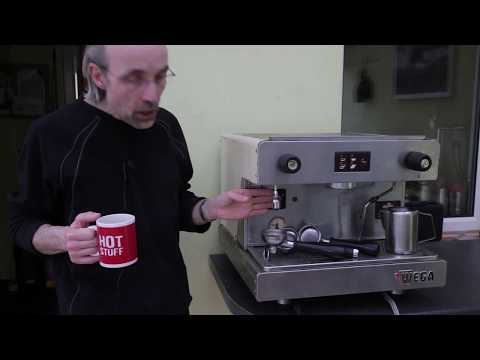 Wega Single Group Espresso Machine, Project Coffee Part 1, introduction