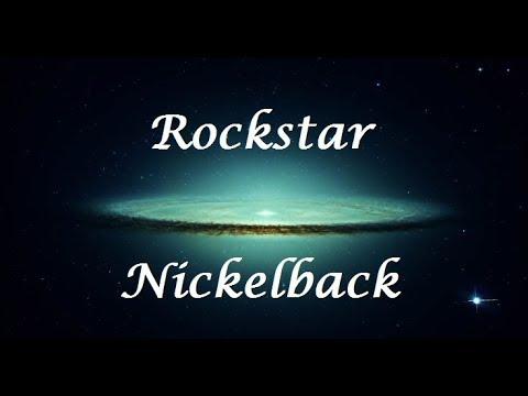 Rockstar - Nickelback (Letra/Lyrics)