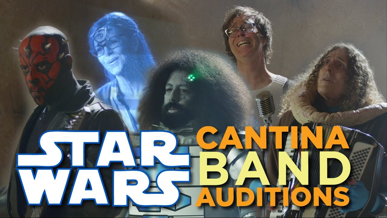 These Aren't The Mos Eisley Cantina Auditions You're Looking For