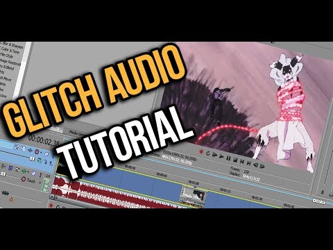 Download Vegas Pro 15 How To Make A Glitch Effect Tutorial 236 Video
