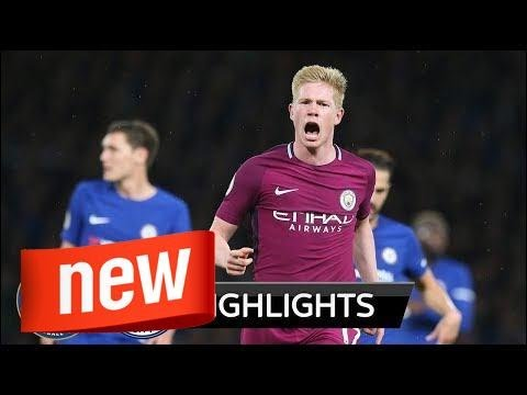 Chelsea vs Manchester City 0-1 - Extended Match Highlights - 30/09/2017 HD