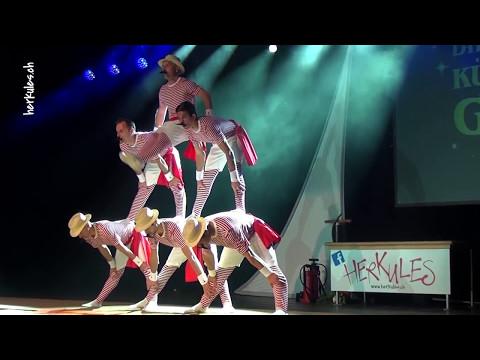 HERKULES - Swiss Comedy Akrobatik video preview