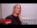 Kelly Kelly visita o RAW
