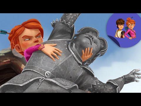 Die versteinerten Greifen (02)   Arthur und die Freunde der Tafelrunde   SWR Kindernetz