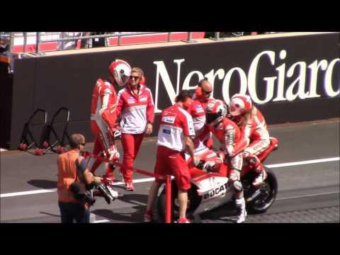 MotoGP X2 Ducati 2 Sitzer Red Bull Ring