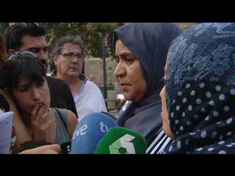 """La madre y la hermana de uno de los terroristas abatidos, """"rotas de dolor"""""""