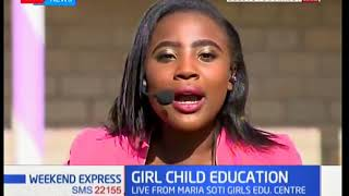 Live from Soti Girls Education Centre - Girl Child Education commences in Lamu County