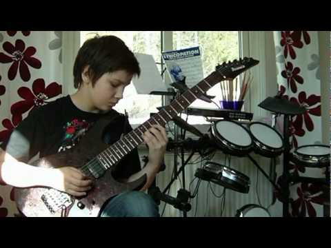 Racer X - Technical Difficulties Guitar cover