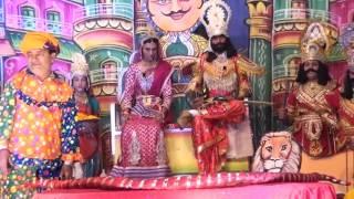 Janta Ramlila Ratangarh 2015 Part - 4  ( Sita Swamver )