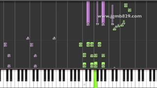 EXO (엑소) - Growl (으르렁) (Piano)